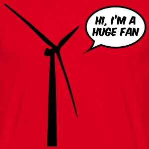 Huge Fan T-skjorter - T-skjorte for menn