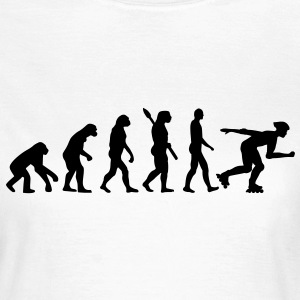 Evolution Inline Skating T-Shirts - Frauen T-Shirt