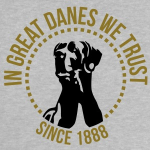 In Great Danes We Trust Baby Shirts  - Baby T-Shirt