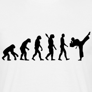 Evolution Karate T-Shirts - Männer T-Shirt