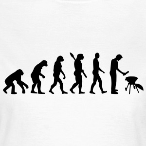 Evolution Grillen T-Shirts - Frauen T-Shirt