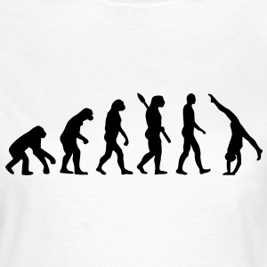 Evolution Gymnastik T-Shirts - Frauen T-Shirt