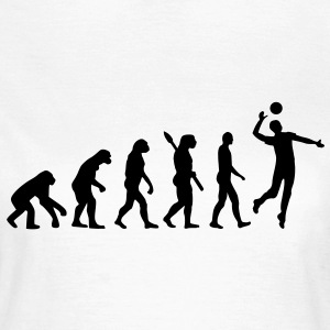 Evolution Volleyball T-Shirts - Frauen T-Shirt