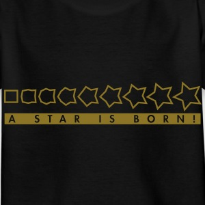 A star is born Kinder T-Shirts - Kinder T-Shirt