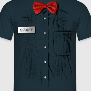 STAFF - T-shirt herr