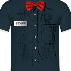 STAFF - T-skjorte for menn
