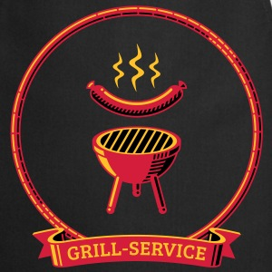 Grill-Service, Cooking Apron - Cooking Apron