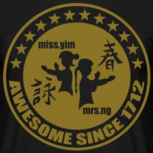 awesome since 1712 T-Shirts - Männer T-Shirt