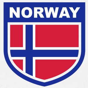 norway_emblem T-skjorter - T-skjorte for menn