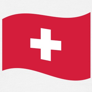switzerland T-shirts - Herre-T-shirt