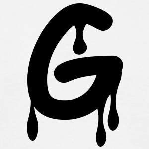g_comic_graffiti T-Shirts - Men's T-Shirt