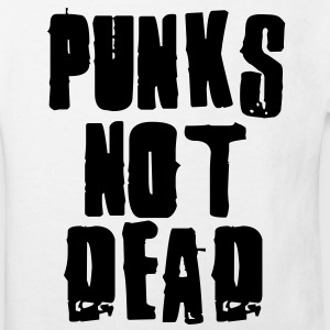 Punks Not Dead Kids' Shirts - Kids' Organic T-shirt