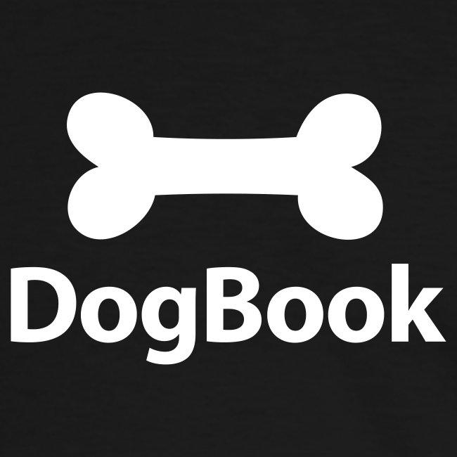 """DogBook"" Logo SCHWARZ"