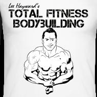 Design ~ Lee Hayward Cartoon Muscle Long Sleeve Shirt