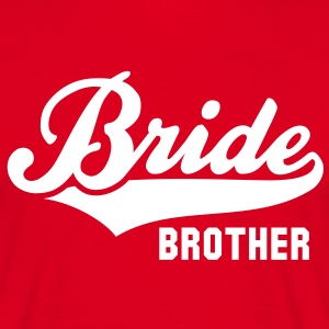 Bride BROTHER T-Shirt WR - T-shirt Homme