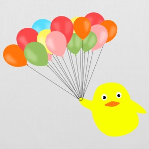 ballon_chick Sacs - Tote Bag