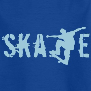 Skate Kinder T-Shirts - Teenager T-Shirt