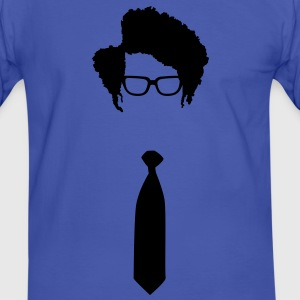 Moss IT-Crowd T-shirts - Mannen contrastshirt
