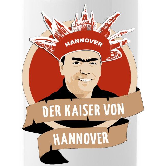 Der Kaiser von Hannover Trinkflasche