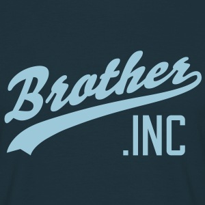 Brother Inc T-Shirts - T-shirt herr