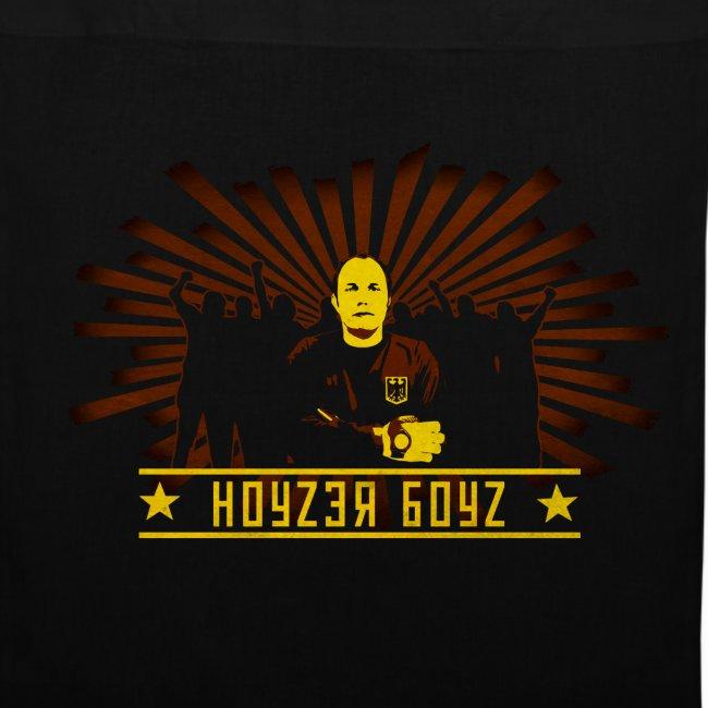 Hoyzer Boyz tygväska