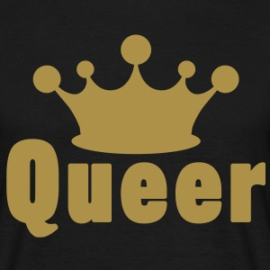 Queer T-shirts - T-shirt herr