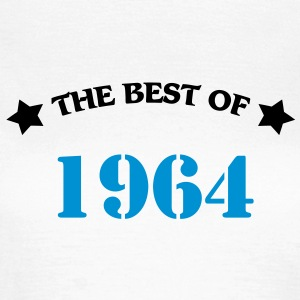 The best of 1964 T-shirts - Vrouwen T-shirt