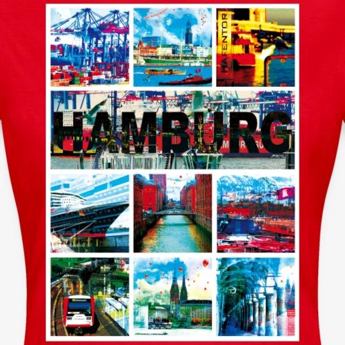 04 Hamburg Collage Margarita Art