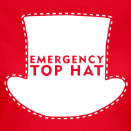 Design ~ Girl's EMERGENCY TOP HAT