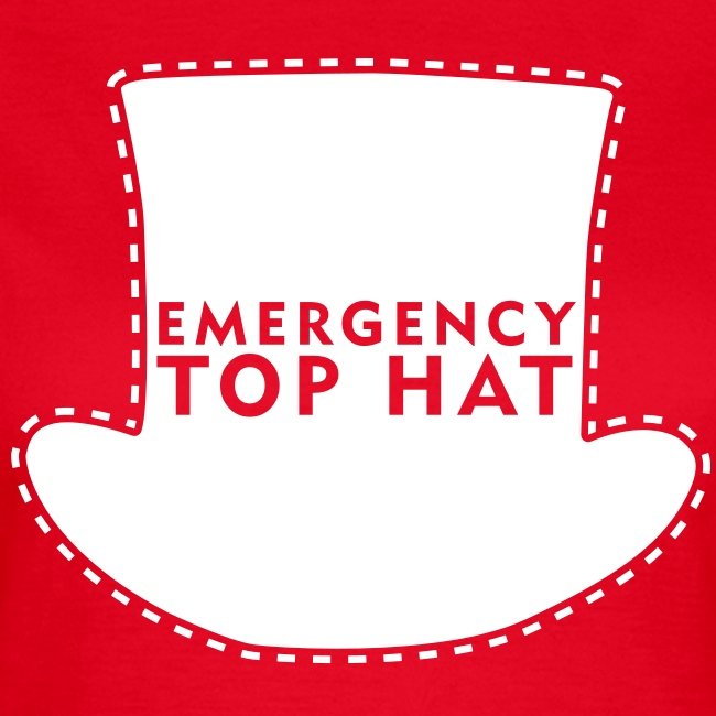 Girl's EMERGENCY TOP HAT