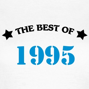 The Best of 1995 Camisetas - Camiseta mujer