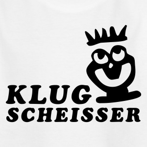 Weiß kinder Kinder T-Shirts - Teenager T-Shirt