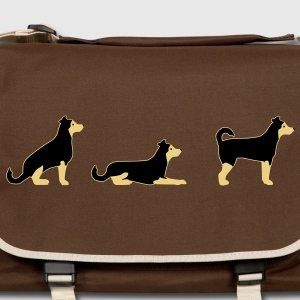 Seat space stand dog Bags  - Shoulder Bag