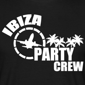 ibiza party crew T-Shirts - Männer T-Shirt