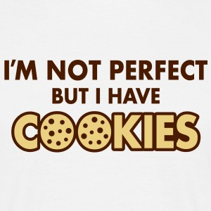 i_have_cookies T-shirts - Herre-T-shirt
