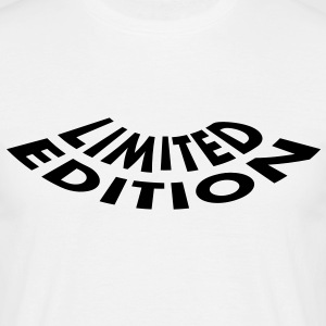 limited_edition T-shirts - Mannen T-shirt