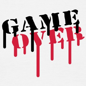 game_over Tee shirts - T-shirt Homme