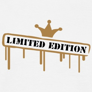 limited_edition_crown T-shirts - Mannen T-shirt