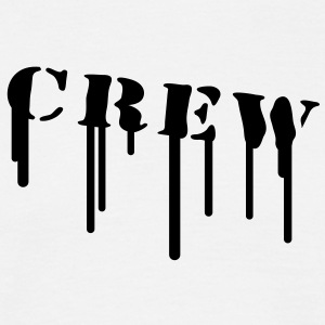 crew_paint T-Shirts - Men's T-Shirt