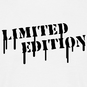 limited_edition_paint Tee shirts - T-shirt Homme