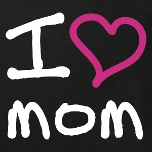 I love mom - Kinder Bio-T-Shirt