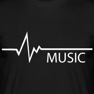 Frequence Music T-Shirts - Men's T-Shirt
