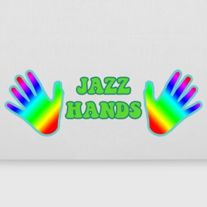 Jazz Hands Bags  - Tote Bag