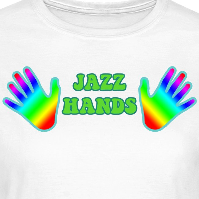 Jazz Hands Womens Standard