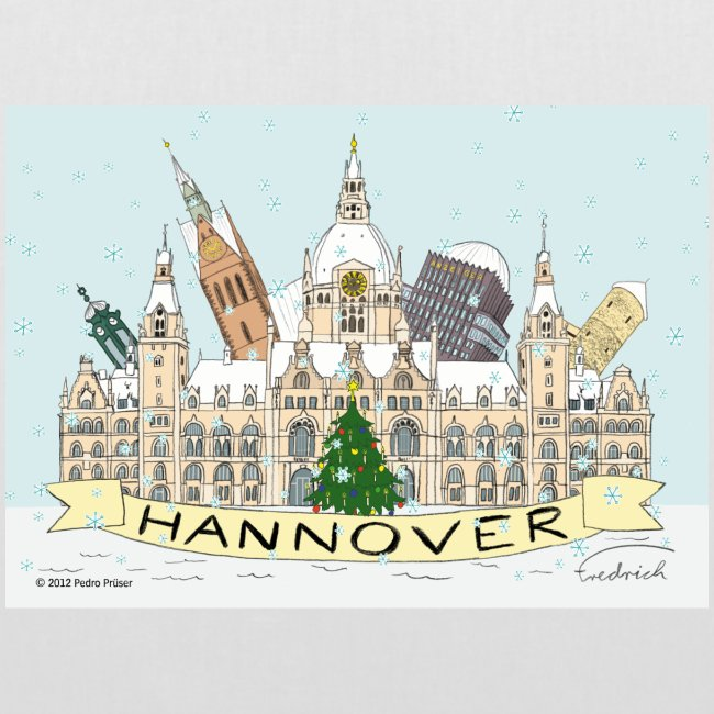 Des kaisers neue kleider f r hannover hannover souvenir for Hannover souvenirs
