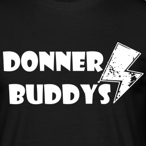 Fick dich Donner leck mich doch am Sack, donner buddys, thunder buddys, ted, film T-Shirts - Männer T-Shirt