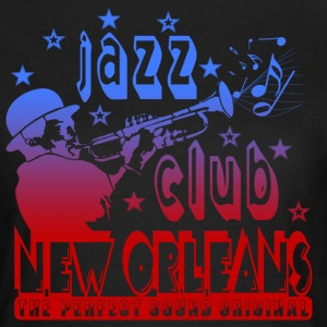 jazz club new orleans the perfect sound original T-Shirts - Women's T-Shirt