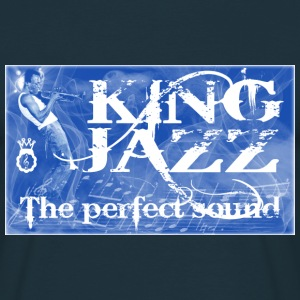 king jazz the perfect sound Tee shirts - T-shirt Homme