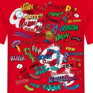 comic explosion T-Shirts - Men's T-Shirt