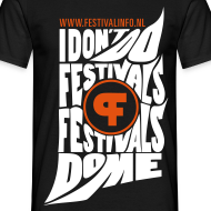 Ontwerp ~ Festivals do me (male)